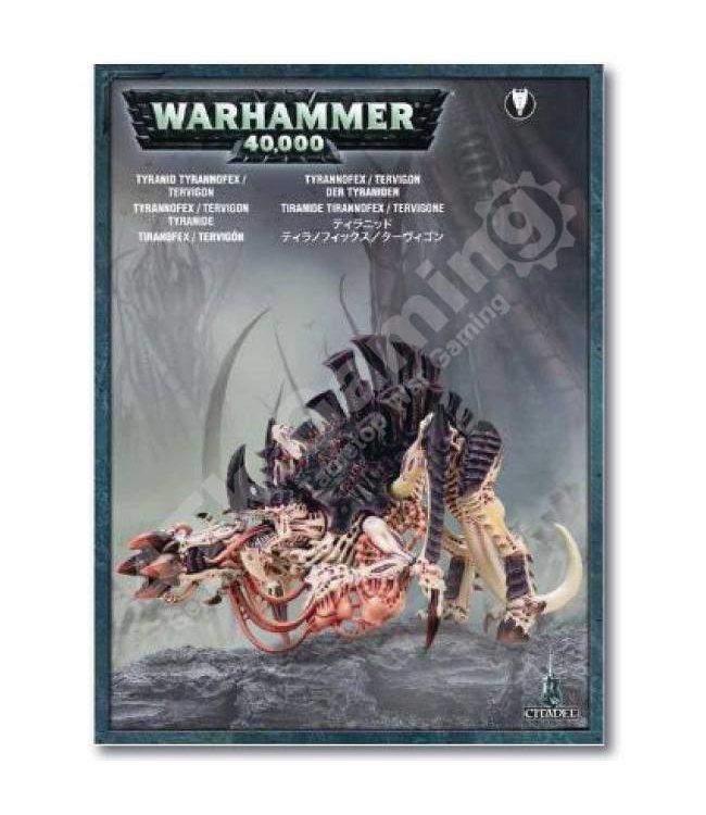 Games Workshop Tyranid Tyrannofex / Tervigon