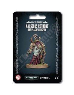 Death Guard Nauseous Rotbone