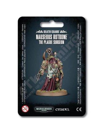 Games Workshop Death Guard Nauseous Rotbone