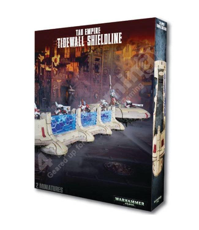 Games Workshop Tau Empire Tidewall Shieldline