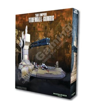 Games Workshop Tau Empire Tidewall Gunrig