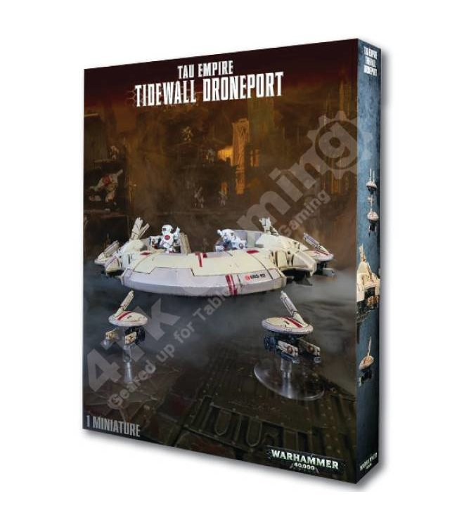 Games Workshop Tau Empire Tidewall Droneport