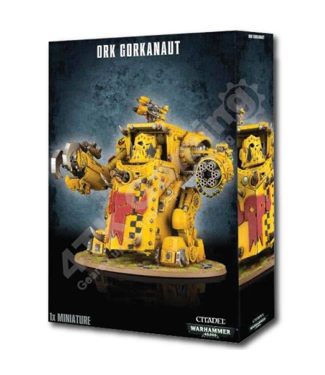 Games Workshop Ork Gorkanaut