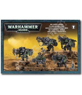 Games Workshop Ork Lootas And Burnas