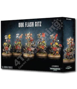Games Workshop Ork Flash Gitz