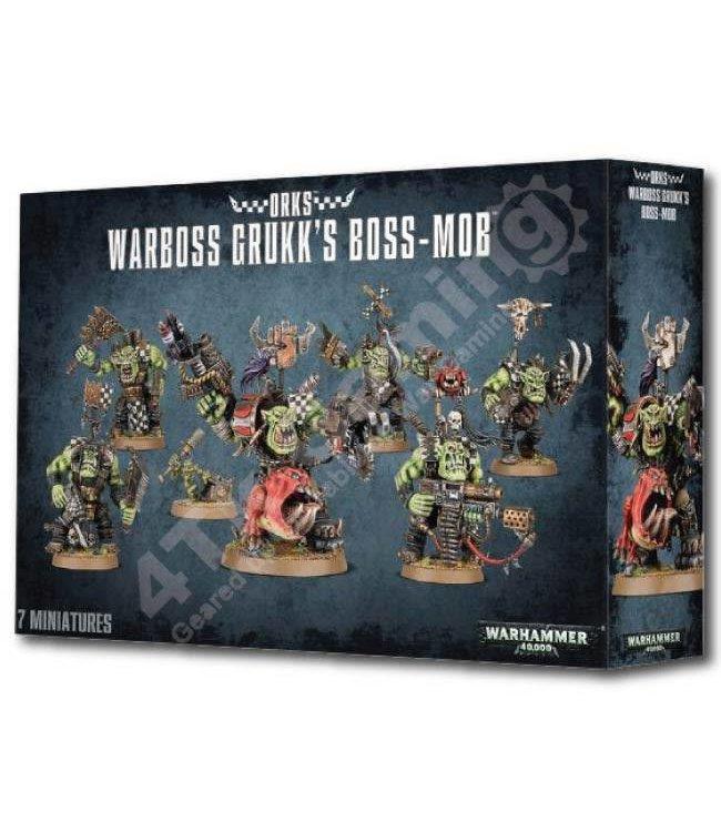 Games Workshop Warboss Grukk'S Boss-Mob