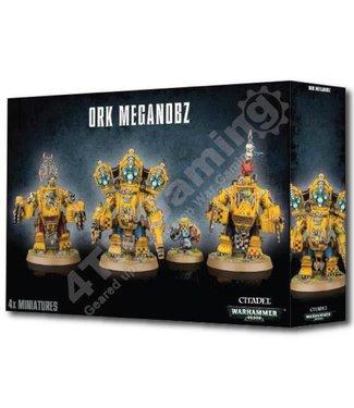 Games Workshop Ork Meganobz
