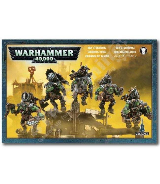 Games Workshop Ork Stormboyz