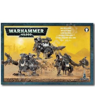 Games Workshop Ork Killa Kans
