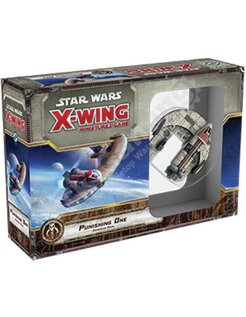 *Punishing One Expansion Pack: X-Wing Mini Game