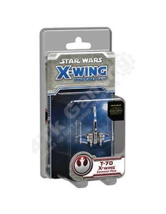 Star Wars X-Wing *T-70 Expansion Pack: X-Wing Mini Game