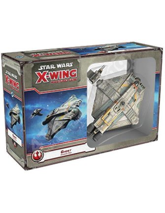 Star Wars X-Wing *Ghost Expansion Pack: X-Wing Mini Game