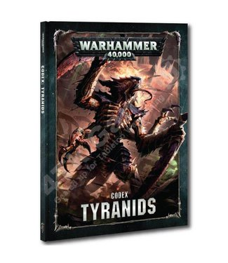 Warhammer 40000 Codex: Tyranids