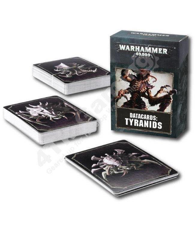 Warhammer 40000 Datacards: Tyranids