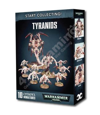 Warhammer 40000 Start Collecting Tyranids