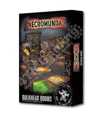 Necromunda #Bulkhead Doors