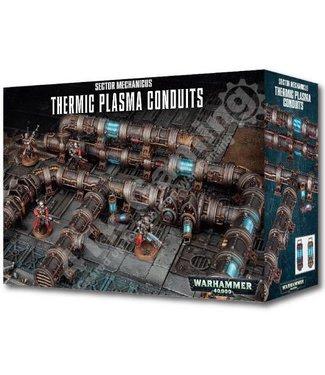 Necromunda Warhammer 40000: Thermic Plasma Conduits