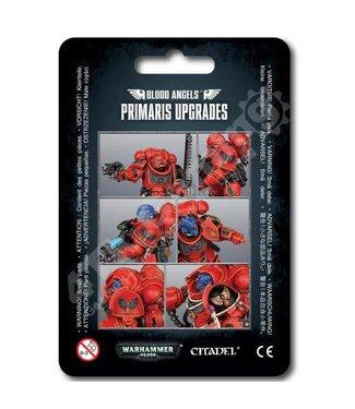 Warhammer 40000 Blood Angels Primaris Upgrades