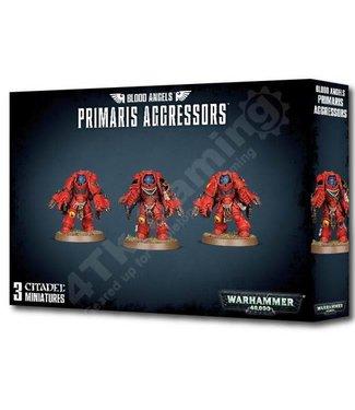 Warhammer 40000 *Blood Angels Primaris Aggressors