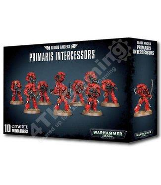 Warhammer 40000 #Blood Angels Primaris Intercessors