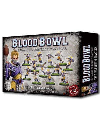 Blood Bowl The Elfheim Eagles Blood Bowl Team