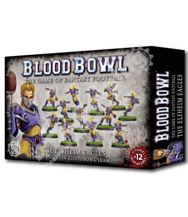 Blood Bowl The Elfheim Eagles Blood Bowl Team