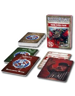 *Blood Bowl: Orc Team Card Pack