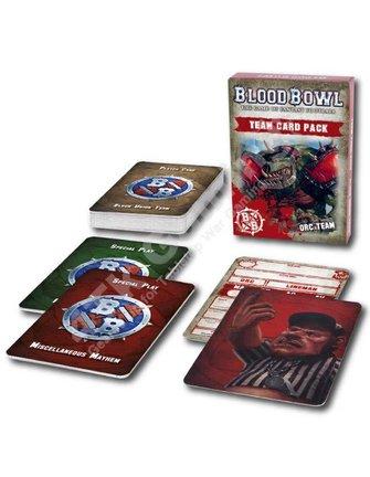 Blood Bowl *Blood Bowl: Orc Team Card Pack