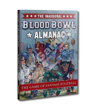 Blood Bowl #The Inaugural Blood Bowl Almanac