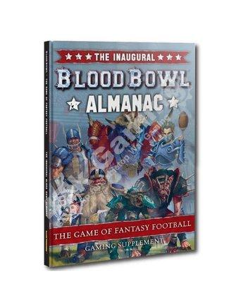 Blood Bowl #The Inaugural Blood Bowl Almanac