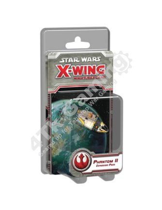 Star Wars X-Wing *Phantom II Expansion Pack