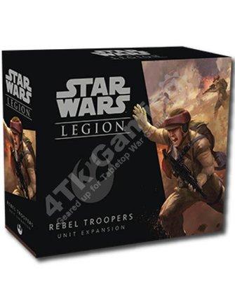Star Wars Legion Rebel Troopers Unit: Star Wars Legion Expansion