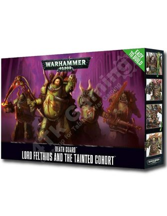 Warhammer 40000 ETB Lord Felthius & The Tainted Cohort