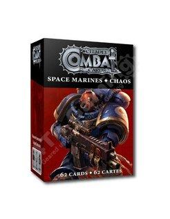 *Citadel Combat Cards: S/Marines + Chaos