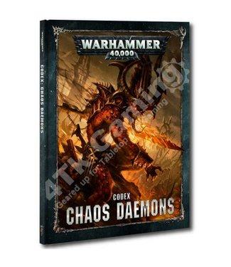 Warhammer 40000 Codex: Chaos Daemons (Hb)
