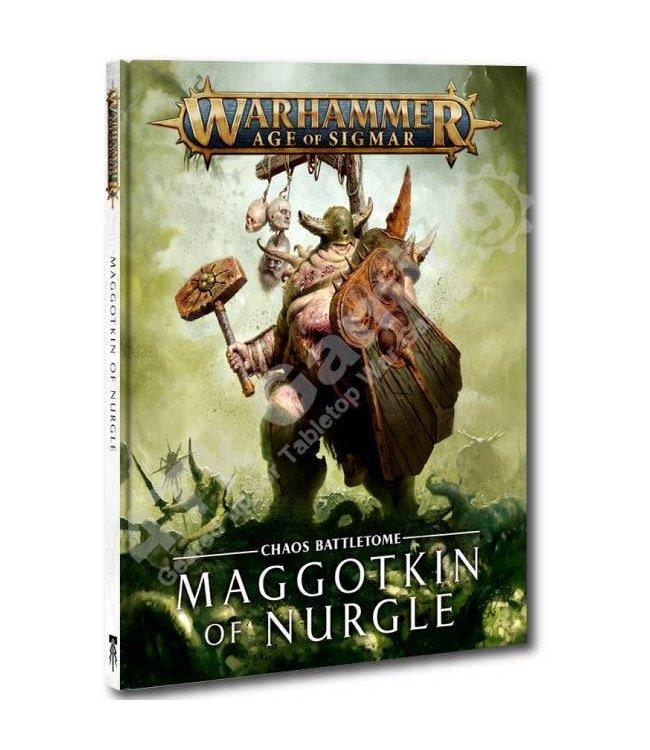 Age Of Sigmar Battletome: Maggotkin Of Nurgle (Hb)
