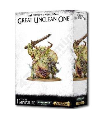 Warhammer 40000 Daemons Of Nurgle Great Unclean One