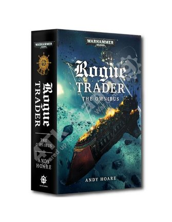 Black Library Rogue Trader: The Omnibus (Pb)