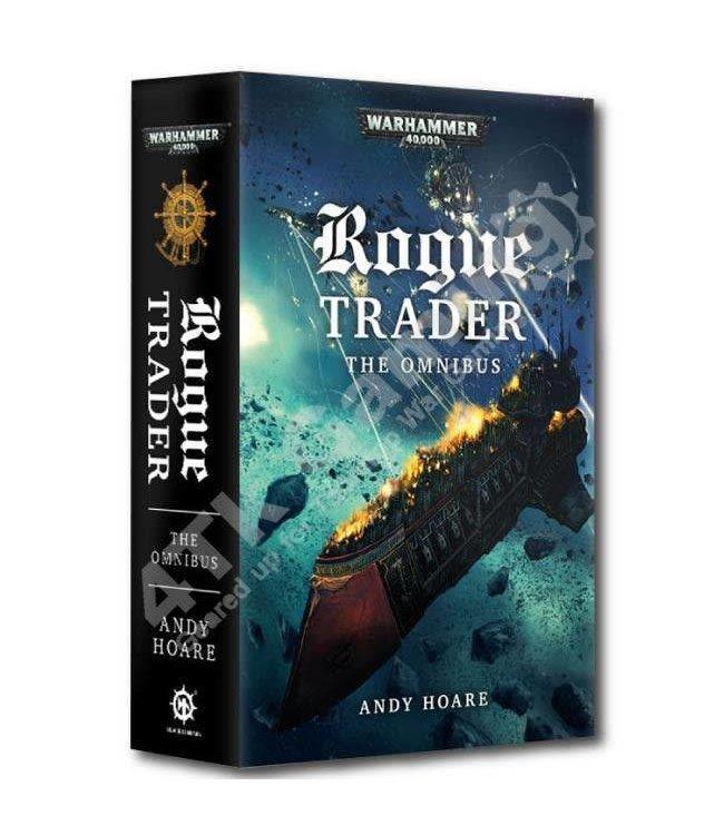 Black Library Rogue Trader: The Omnibus (Pb)