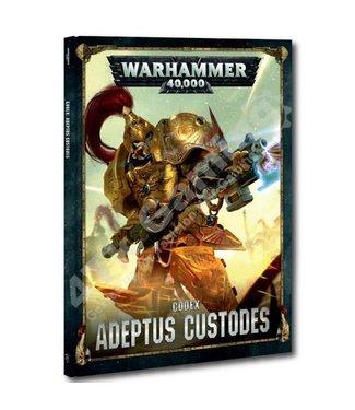 Warhammer 40000 Codex: Adeptus Custodes
