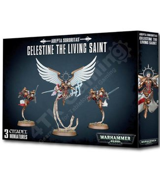 Warhammer 40000 Celestine The Living Saint