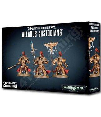 Warhammer 40000 Adeptus Custodes Allarus Custodians
