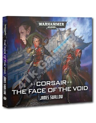 Black Library Corsair: Face Of The Void (Audiobook)