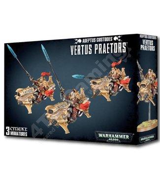 Warhammer 40000 Adeptus Custodes Vertus Praetors