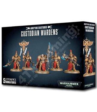 Warhammer 40000 Adeptus Custodes Custodian Wardens