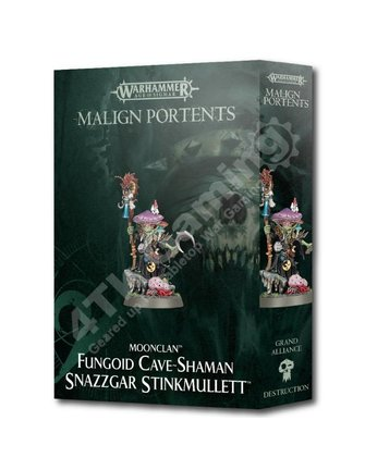 Age Of Sigmar Moonclan Snazzgar Stinkmullett