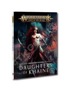 Battletome: Daughters Of Khaine (Hb)