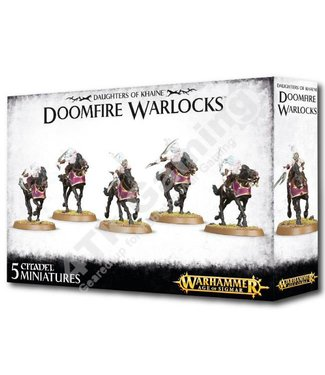 Age Of Sigmar Daughters Of Khaine Doomfire Warlocks