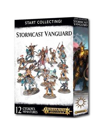 Age Of Sigmar Start Collecting! Stormcast Vanguard