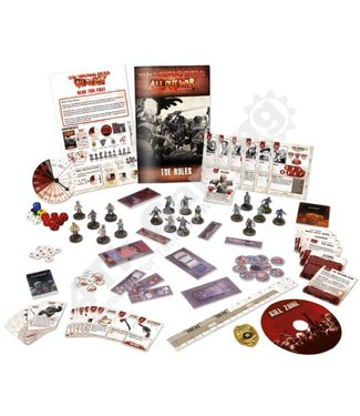Walking Dead The Walking Dead Miniatures Game - Core set
